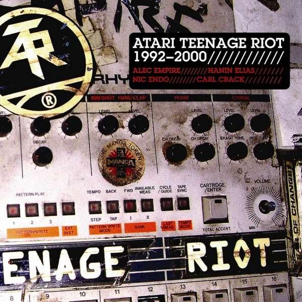 Les plus belles pochettes d'albums Atari+Teenage+Riot_Atari+Teenage+Riot+1992-2000