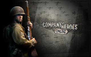 fond d'ecran company of-heroes  online wallpaper