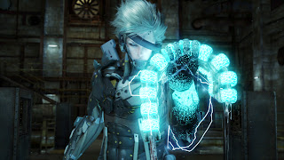 Télécharger Metal Gear Solid Rising wallpaper