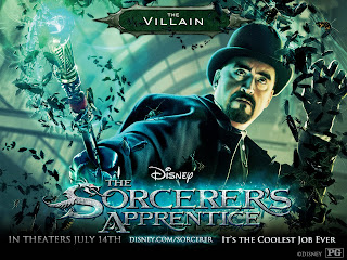 Alfred Molina dans The Sorcerers Apprentice Wallpaper