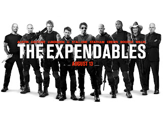 Fond d'ecran Sylvester Stallone dans Expendables unite speciale Wallpaper HD
