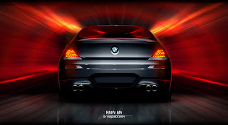 Image BMW M6 wallpaper