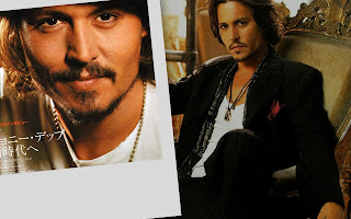 Fonds d'écran Johnny Depp wallpaper