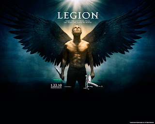 Fond d'écran Paul Bettany dans Legion Wallpaper