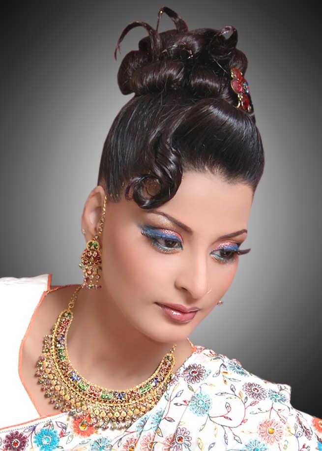 New look Bridal Makeup Uzma Abrar