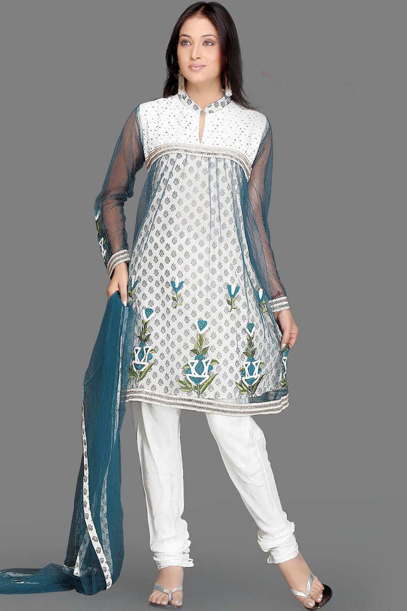 Latest Churidar Fashion