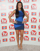 Michelle Keegan2010 TV Choice Awards michelle keegan tv choice awards