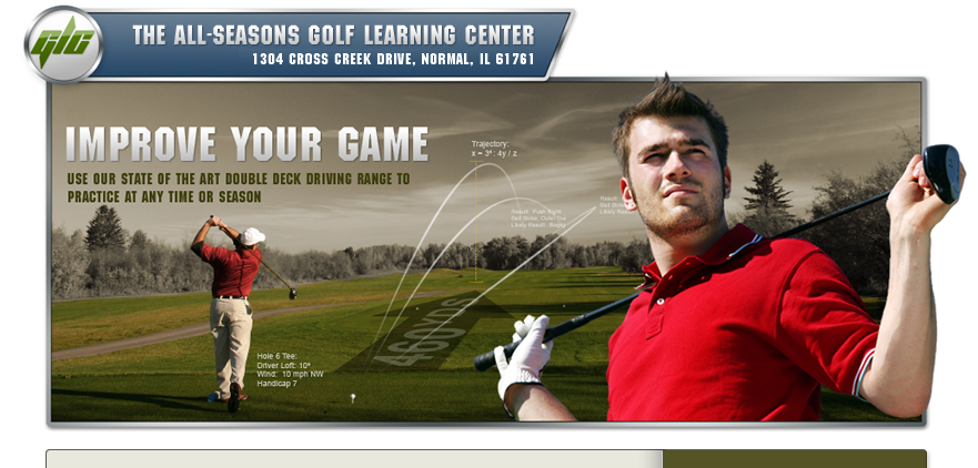 Golf Learning Center Blog