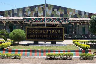 Profil : Depo Pendidikan Latihan Tempur (Dodiklatpur)