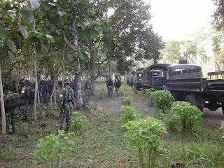 128 Bintara TNI AD akan melanjutkan pendidikan Tahap II Infanteri