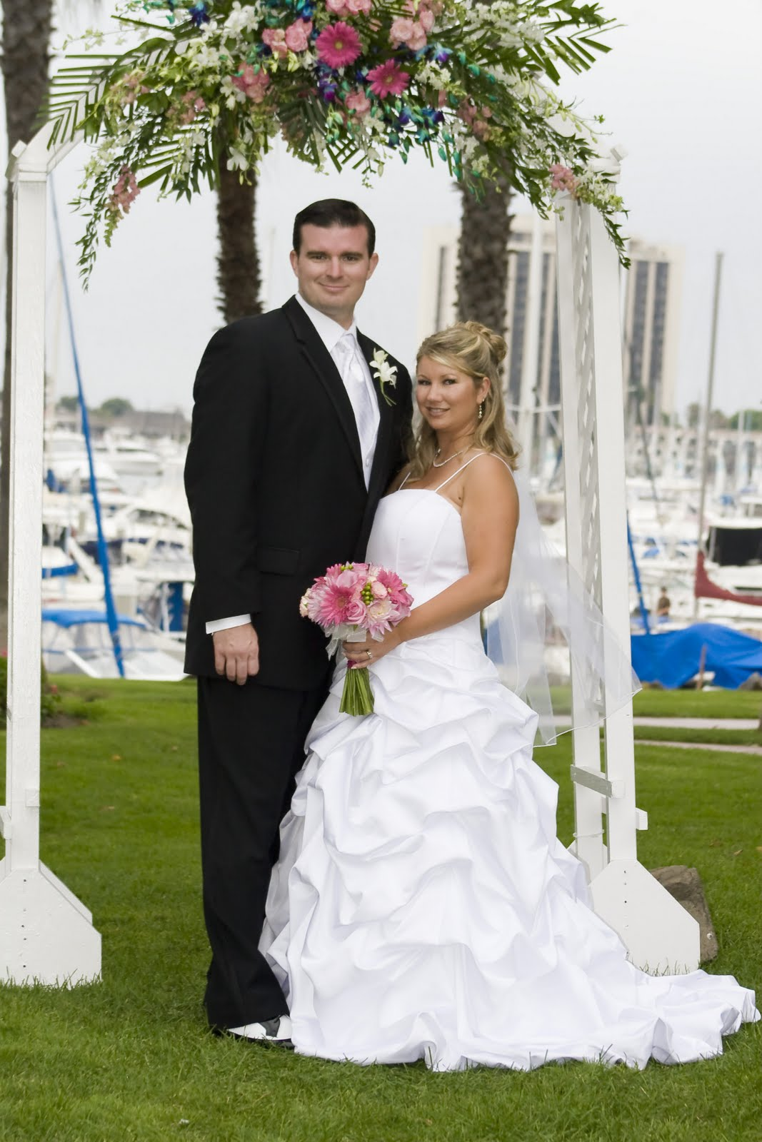 floral occasions by janna hatch marina village san diego wedding florist. Black Bedroom Furniture Sets. Home Design Ideas