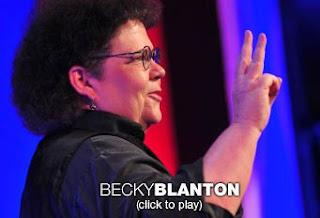 Kisah Becky Blanton: Tahun Ketika Saya Tuna Wisma
