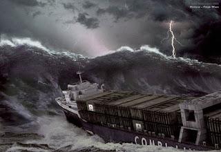 Jika Takut Gelombang, Jangan Pergi Berlayar
