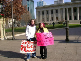 Rally against sex offenders, Ohio