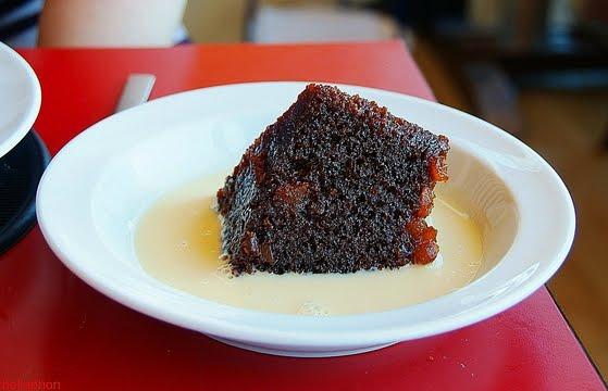 Bellaphon 10 10 10 menu at the blueprint caf hot marmalade pudding and drambuie custard malvernweather Gallery