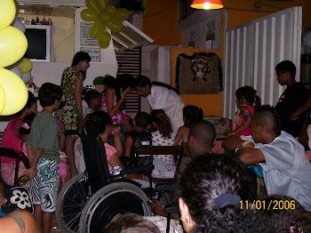 FESTA DE NATAL DA A.A.P.N.E.2010