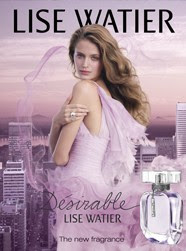 Desirable ang Haute New Fragrance: Desirable By Lise Watier