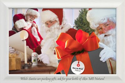 santa skinmd Down With Dermatitis!