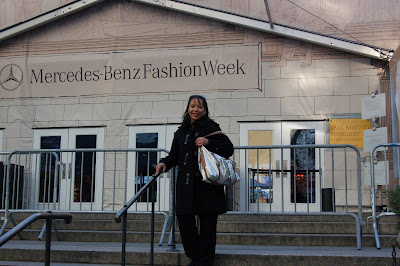  Fashion Week: Ill Be Back!