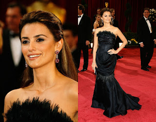 PenelopeCruz Oscars 2008 Red Carpet Recap