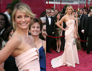 camerondiaz Oscars 2008 Red Carpet Recap