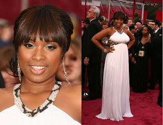 jenniferhudson Oscars 2008 Red Carpet Recap