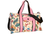 paula floralpink Phillys Got A Brand New Bag  Plus A LILL Giveaway!