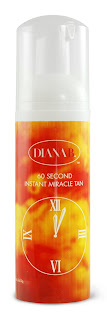 Diana B. 60 Second Instant Miracle Tan