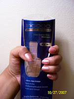 Incoco DNA Then I Saw My Nails, Now I'm A Believer