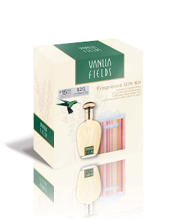Vanilla Fields Fragrance and Flowers For Mom   Plus A Giveaway!