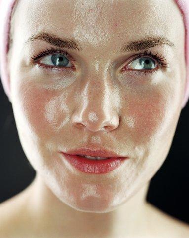 oily+skin Tips Mengatasi Kulit Berminyak