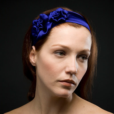 Jennifer+Behr+Double+Rosette+Headwrap Jennifer Behr Online Trunk Show & Sale