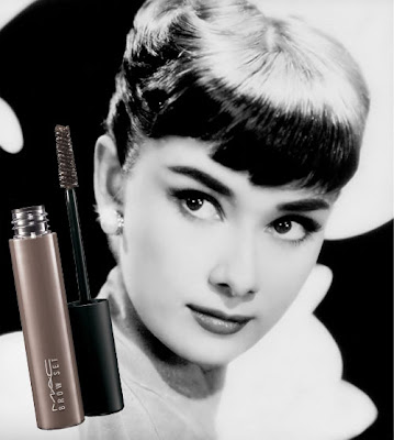 audrey+hepburn+eyebrows MAC Brow Set: Bert like Brows Begone!