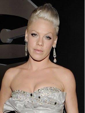 pink+grammys+2010 Grammy Gorgeous: Pink