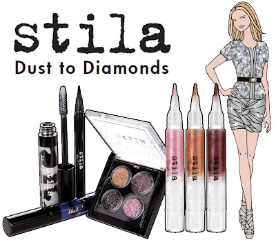 Stila+Dust+to+Diamonds Stila Dust to Diamond Collection   Buy It All!