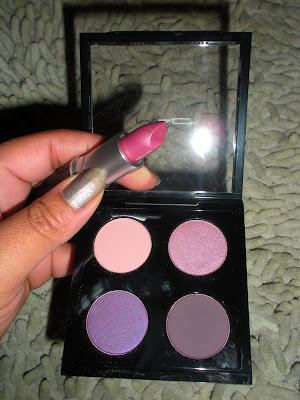 MAC Spring Colour Forecast and Riveting Swatches