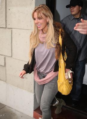 britney+spears+blonde Britney Spears Is Blonde Again
