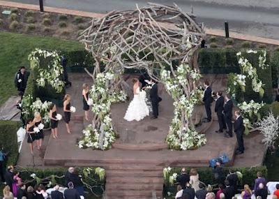 Bachelor+Jason+Mesnick+Molly+Malaney+wedding+4 The Bachelor Wedding Makeup Created by Mally Roncal