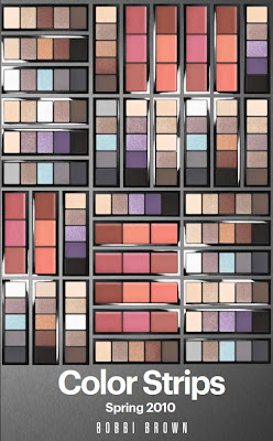 Bobbi Brown Color Strips Collection