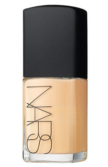 nars+sheer+glow+foundation NARS Sheer Glow Foundation Plus Orgasm Illuminator Equals Perfection