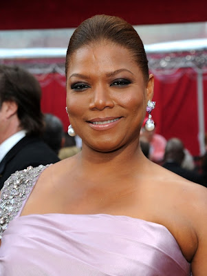 queen+latifah+oscars+academy+awards+2010 Oscars Beauty 2010: Queen Latifah