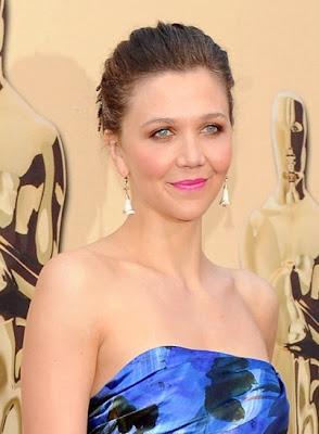 maggie+gyllenhaal+oscars+academy+awards+2010 Oscars Beauty 2010: Maggie Gyllenhaal