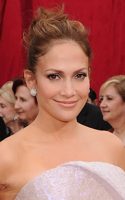 jennifer+lopez+oscars+academy+awards+2010 Oscars 2010 Beauty: Jennifer Lopez