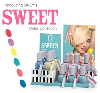 orly+sweet+collection+nail+polish ORLY Sweet Collection
