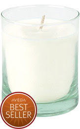 aveda shampure candle Aveda Shampure Soy Wax Candle Giveaway!