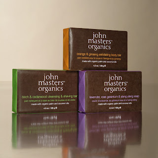 john+masters+organics+soaps John Masters Organics Soap Giveaway!
