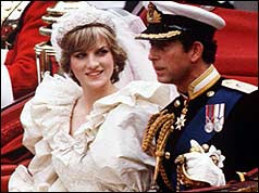 diana1 My Favorite Celebrity Brides
