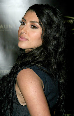 Featured Hair Kim Kardashian Hair