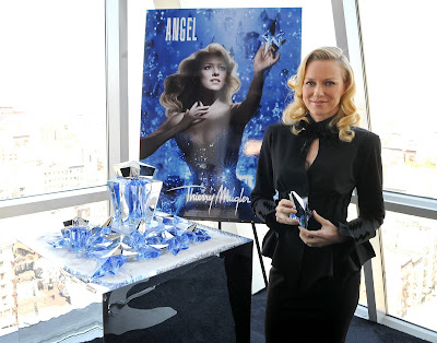 Naomi+Watts+Angel Time Release Technology for Thierry Mugler Angel Body Products