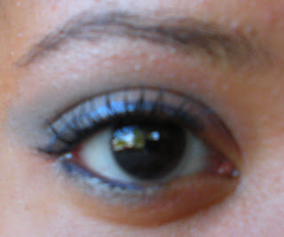 lise+watier+eye+open2 Warm and Fuzzy Eyeshadow: Lise Watier Cachemires Bleu Quartet